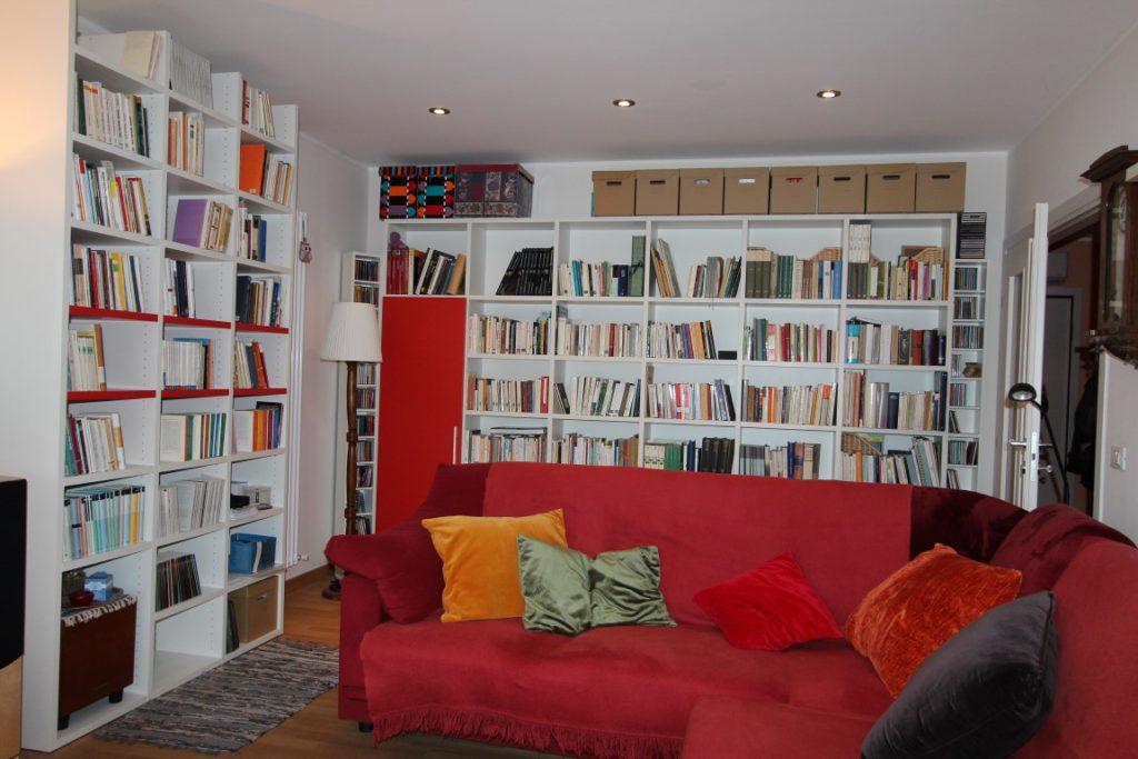 soggiorno appartamento Cormons