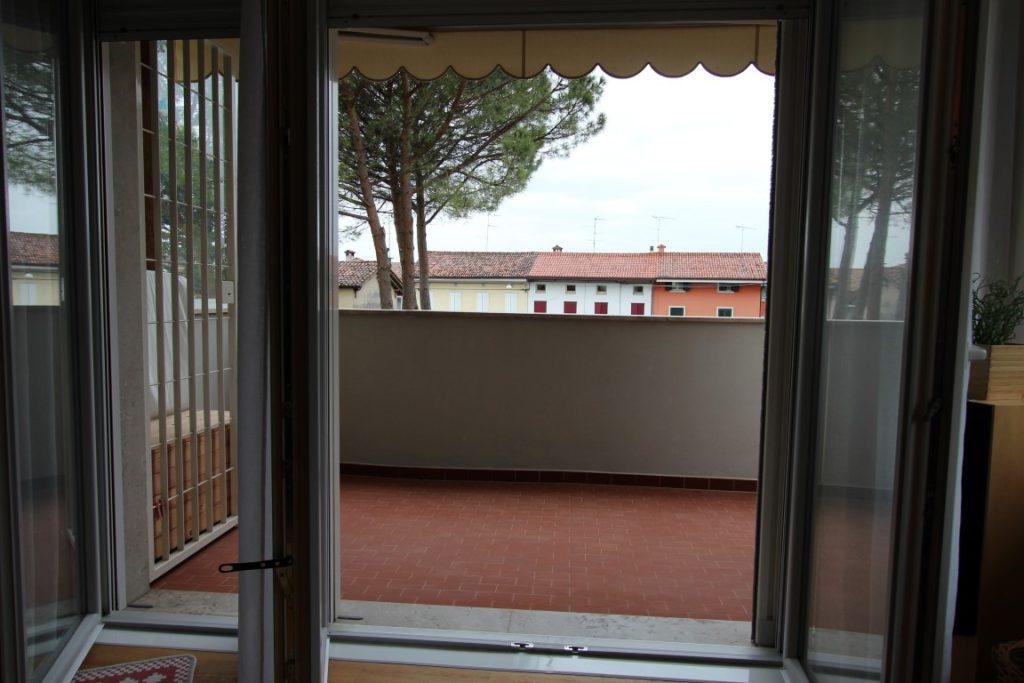 terrazza appartamento cormons