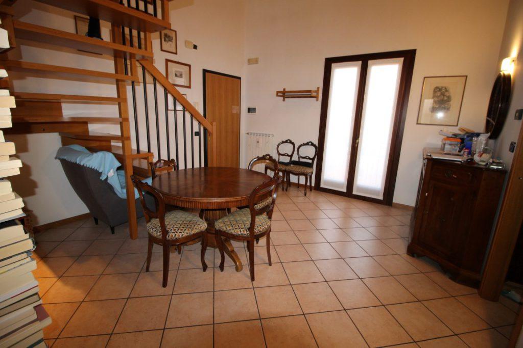 soggiorno appartamento Concordia Sagittaria